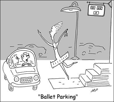 ballet-parking