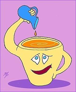 coffee cup drop - February 25, 2014s