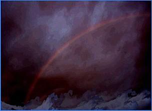 rainbow storm - February 5, 2014s