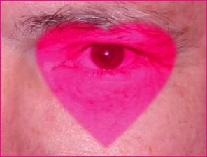 heart eye - February 12, 2014s