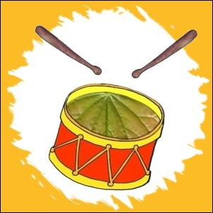 drum leaf yellow blk - December 3, 2014s