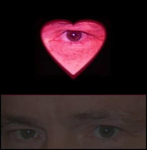 heart eye gray eyes b - May 25, 2016s
