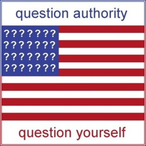 question authority yourself 492 bb - June 18, 2016s